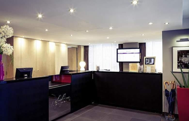 Mercure Plaza Republique - Hotel - 38