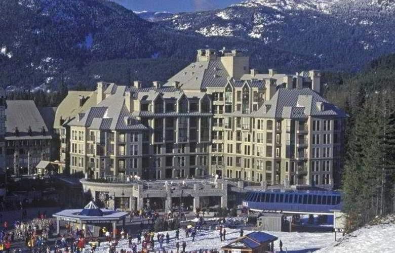Pan Pacific Whistler Mountainside - Hotel - 0