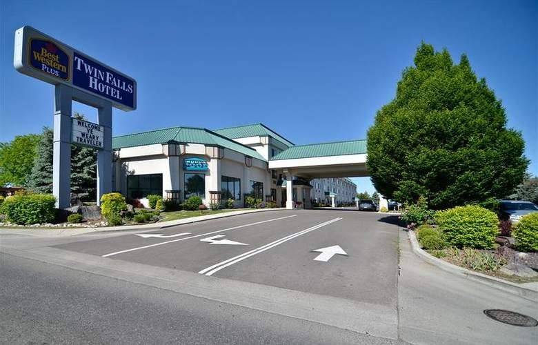 Best Western Plus Twin Falls Hotel - Hotel - 105