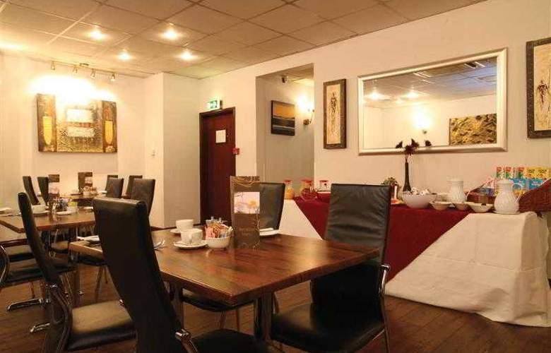 Best Western Hotel St Pierre - Hotel - 16