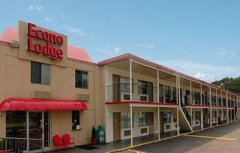 Econo Lodge at Military Circle - Hotel - 0