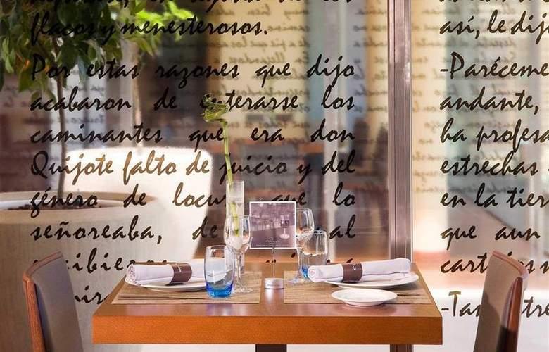 Sercotel Valladolid - Restaurant - 15