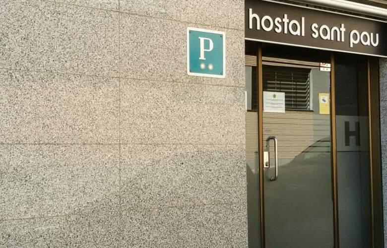 Hostal Sant Pau - General - 3