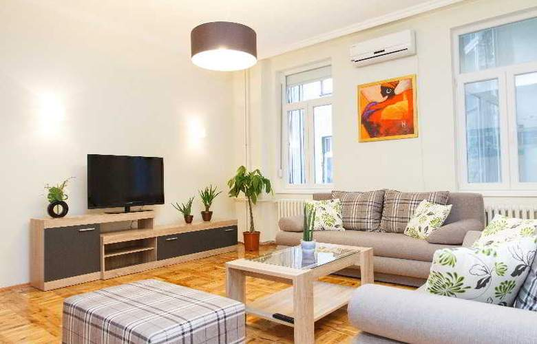 3 Bedroom Apartment cENTRAL sQUARE - Hotel - 0