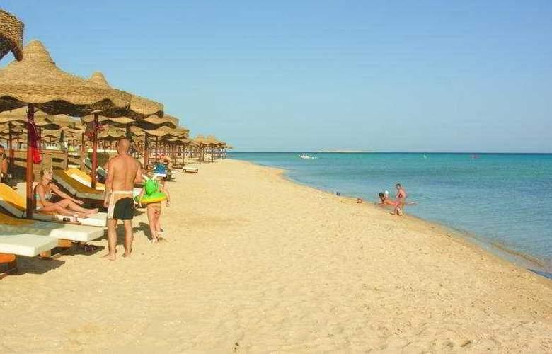 Dessole Pyramisa Beach Resort y Sahl Hasheesh - Beach - 7