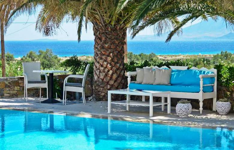 Dilino Hotel Studios - Pool - 10