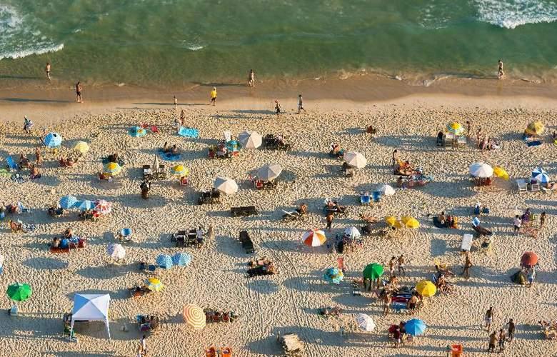Sofitel Rio de Janeiro Ipanema - Beach - 47