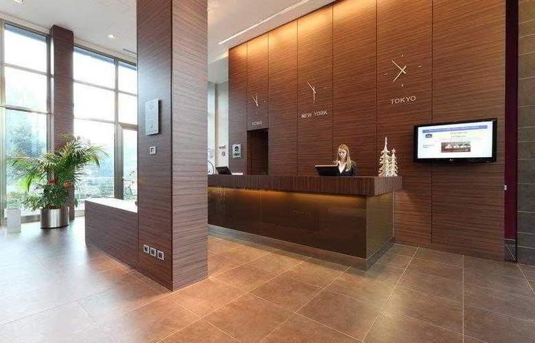 Best Western Premier Hotel Monza e Brianza Palace - Hotel - 5