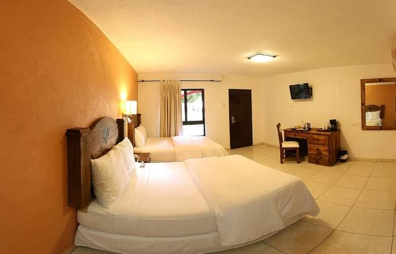 Hotel Hacienda Inn Aeropuerto - Room - 3