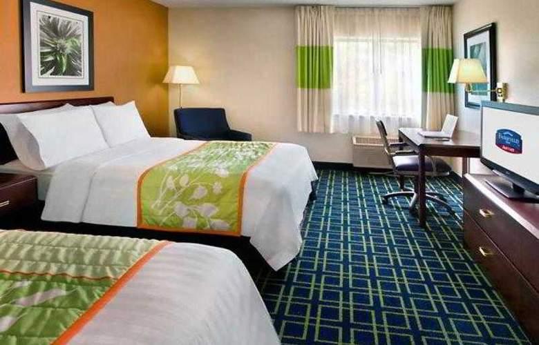 Fairfield Inn Boston Woburn/Burlington - Hotel - 10