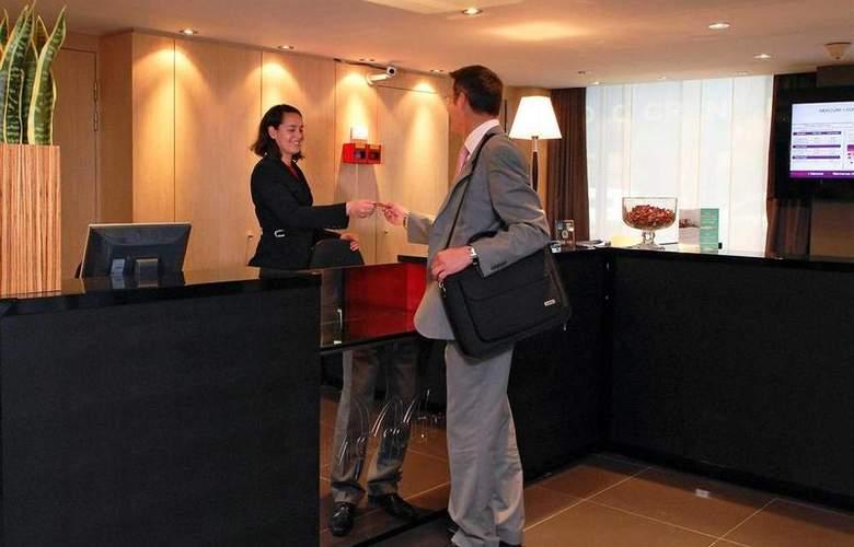 Mercure Plaza Republique - Hotel - 44