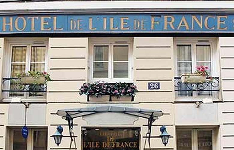Ile de France Opera París - Hotel - 0