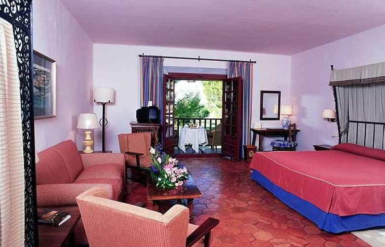 Parador de Albacete - Room - 7