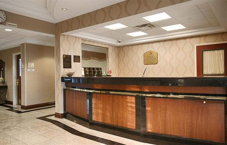 Best Western Plus Travel Hotel Toronto Airport - General - 52