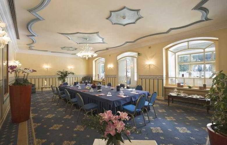 Golf Hotel Campiglio - Conference - 2