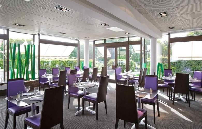 Novotel Créteil Le Lac - Restaurant - 53
