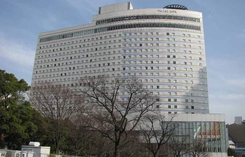 Tokyo Bay Ariake Washington - Hotel - 0