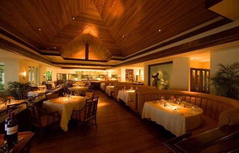 The Kahala - Restaurant - 9