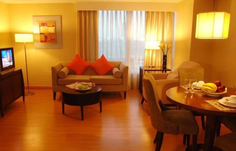 Lancaster Hotel - Room - 6