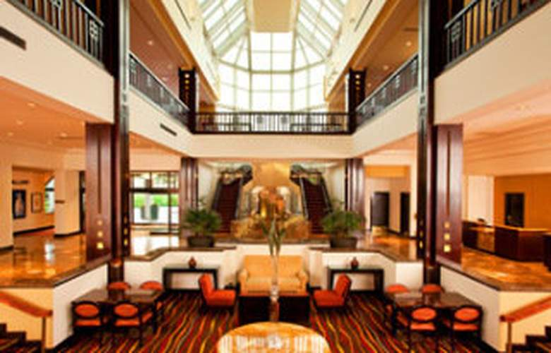 Sheraton Orlando Downtown - General - 1