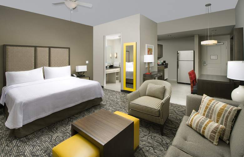 Homewood Suites by Hilton Miami Downtown/Brickell - Room - 9