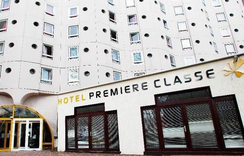 Premiere Classe Cergy Pontoise - Hotel - 0