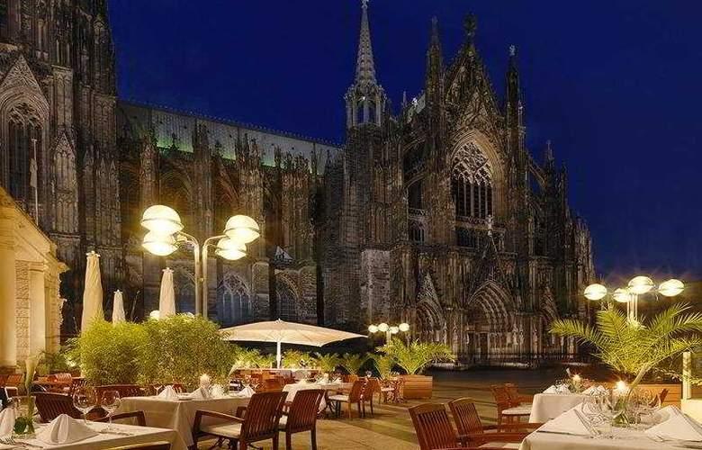 Dom Hotel Cologne - A Le Méridien Hotel - Restaurant - 8