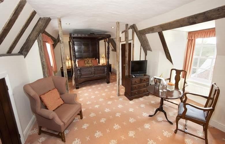 Hintlesham Hall - Room - 4