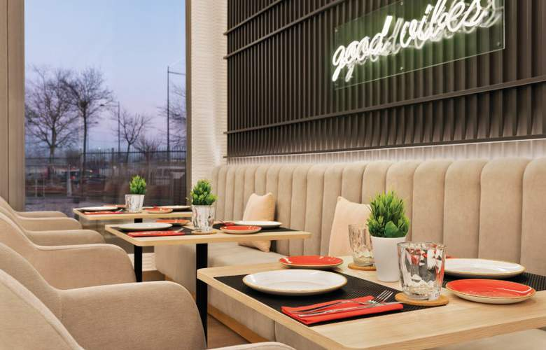 Ramada by Wyndham Madrid Getafe - Restaurant - 16