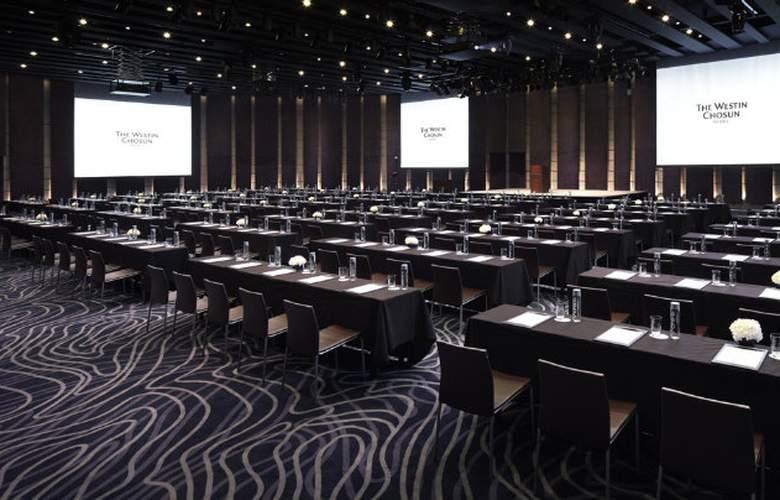 The Westin Chosun Busan - Conference - 16