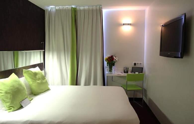 Best Western Hotel Le Montparnasse - Room - 73