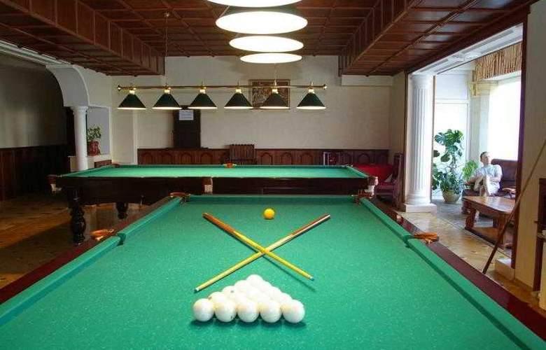 Chebotaryov Hotel - Sport - 6