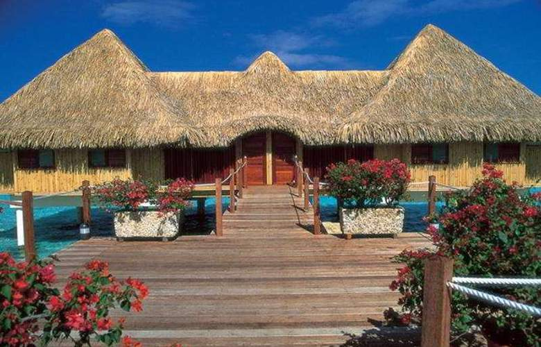 Intercontinental Bora Bora Le Moana Resort - General - 1