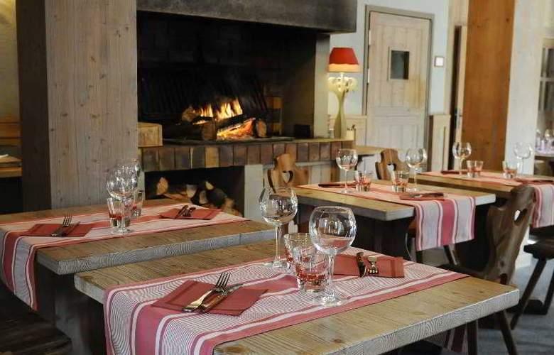 Homtel La Tourmaline - Restaurant - 14