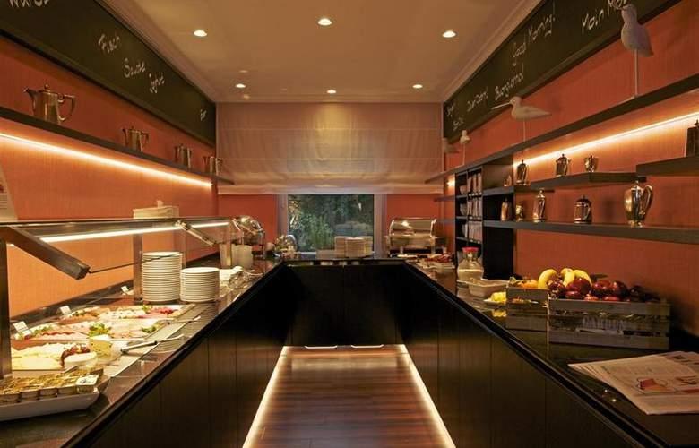 Best Western Raphael Altona - Restaurant - 45