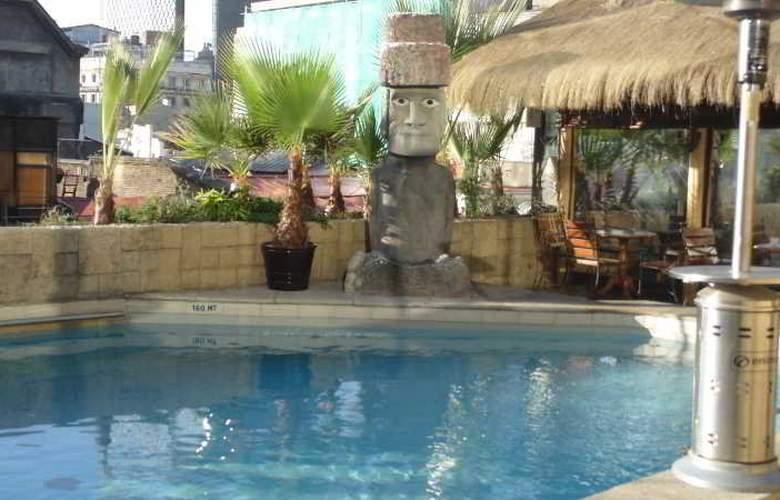 Almacruz Hotel y Centro de Convenciones - Pool - 16