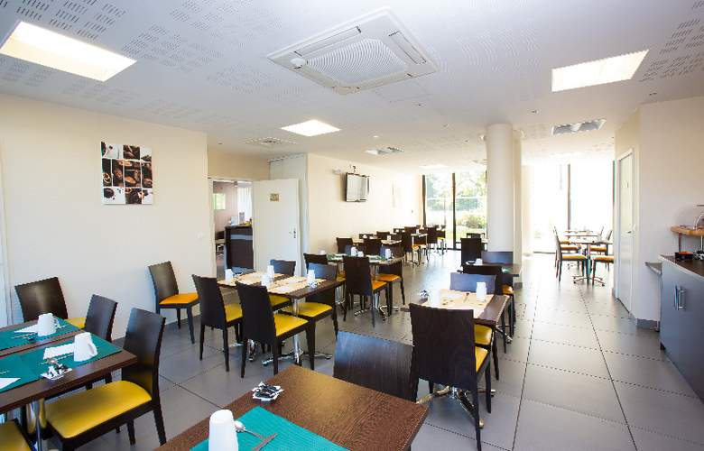 All Suites Appart Hotel Pau - Restaurant - 7