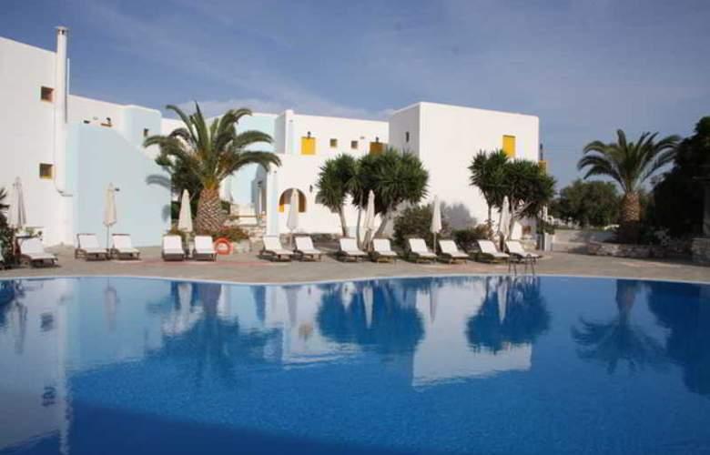 Asteras Paradise - Pool - 17