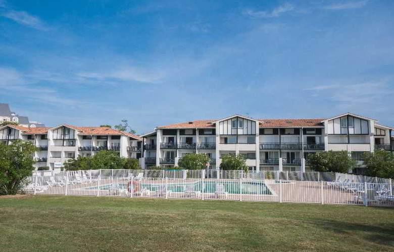 Mer Et Golf Ilbarritz - Hotel - 11