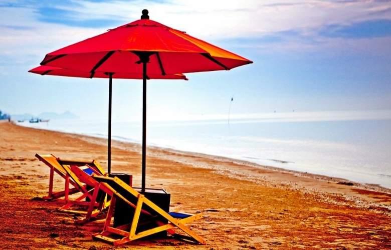 Vartika Resovilla Kuiburi - Beach - 3