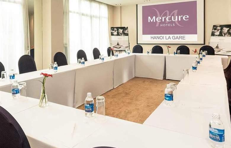 Mercure Hanoi La Gare - Conference - 41