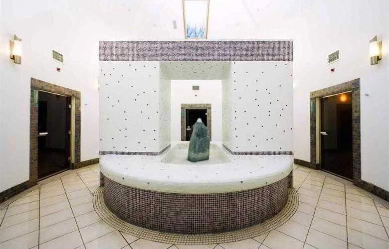 Dunkenhalgh Hotel & Spa Blackburn - Hotel - 37