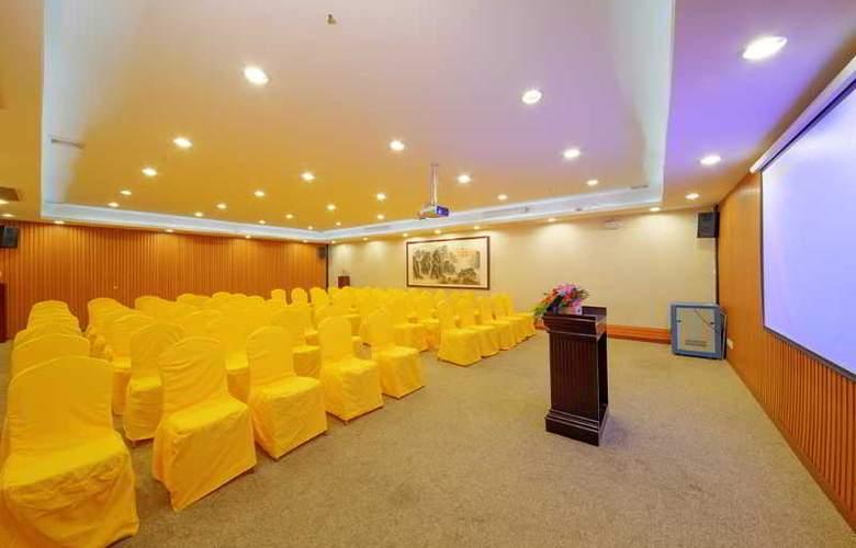Euro Garden Hotel Guangzhou - Conference - 21