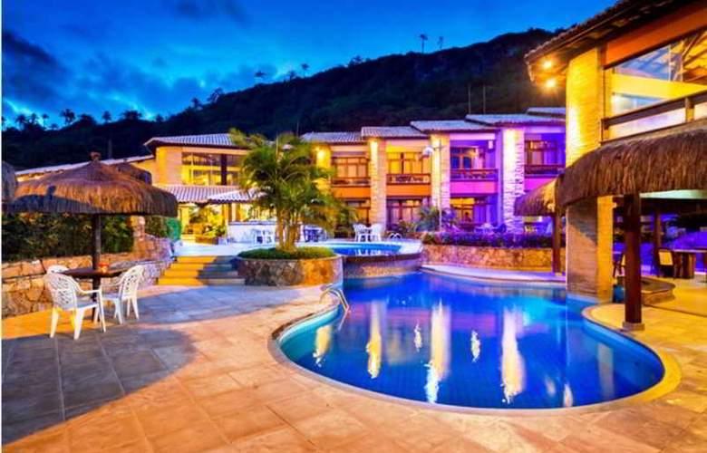 Quinta Do Sol Praia Hotel - Pool - 2