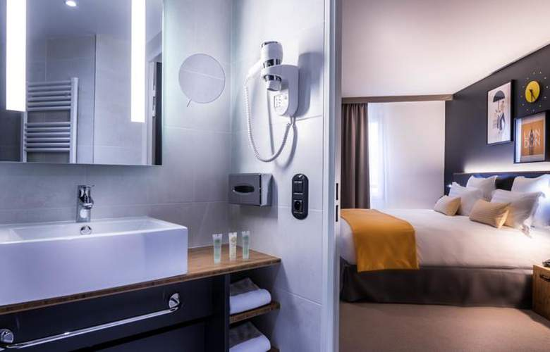 Best Western Plus Suitcase Paris La Defense - Room - 5