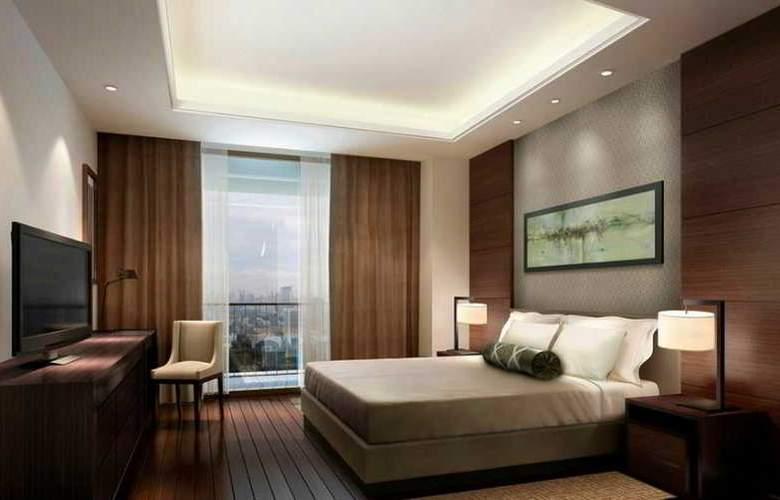 Fairmont Jakarta - Room - 1