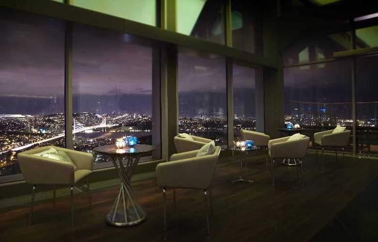 Renaissance Istanbul Bosphorus - Bar - 27