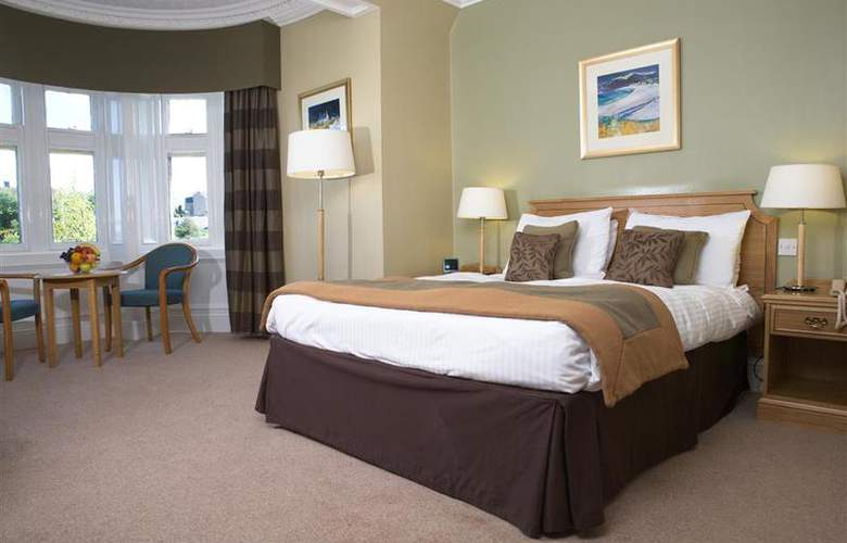 Best Western Inverness Palace Hotel & Spa - Room - 26