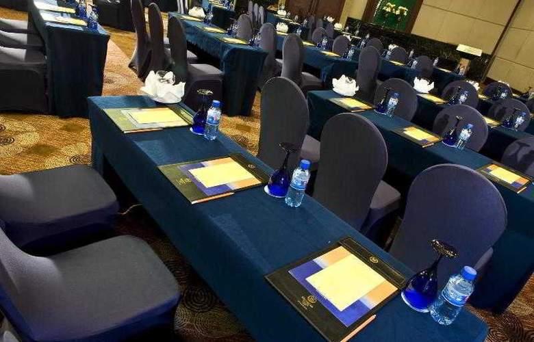 Sheraton Tianjin - Hotel - 13