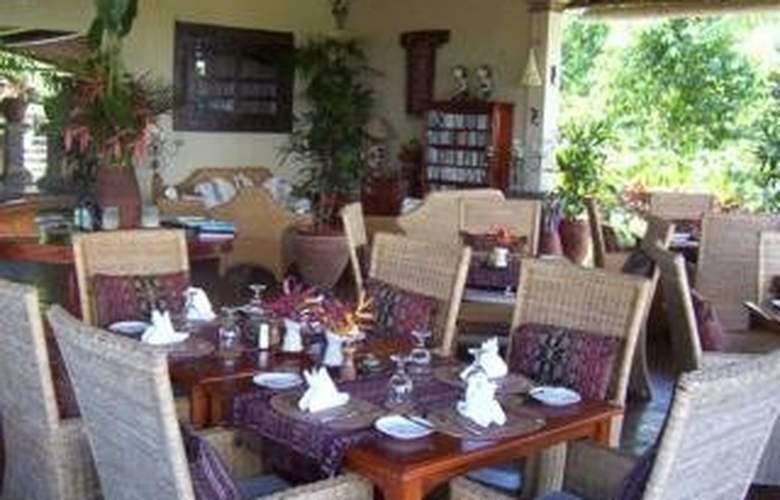 Sanda Butik Villas - Restaurant - 3